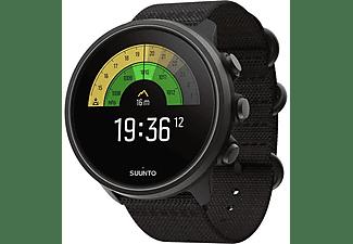 SUUNTO 9 Baro Multisport-GPS-Uhr, Charcoal Black Titanium