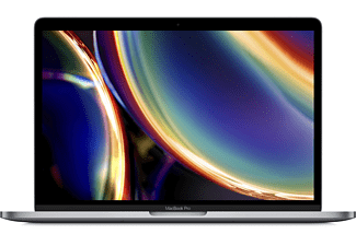 APPLE MacBook Pro mit Touch Bar 2.0GHz Quad-Core i5, 16GB, 512GB, 13 Zoll, space grau (MWP42D/A)