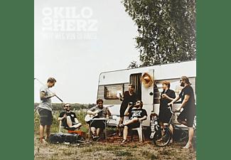 100 Kilo Herz - Weit Weg Von Zu Hause (+Bonustrack/Download)  - (Vinyl)