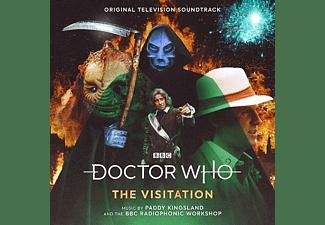 Ost-original Soundtrack Tv - Doctor Who-The Visitation (Green Transparent LP) [Vinyl]