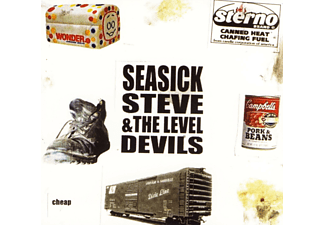 Seasick Steve & The Level Devils - Cheap  - (CD)