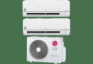 LG ELECTRONICS Split-Klimagerät Set bestehend aus MU2R17.UL0, PM05SP.NSJ und PC09SQ.NSJ