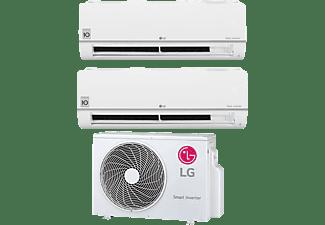 LG ELECTRONICS Split-Klimagerät Set bestehend aus MU2R17.UL0, PM07SP.NSJ und PC12SQ.NSJ
