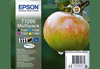 EPSON Original Tintenpatrone mehrfarbig (C13T12954012)