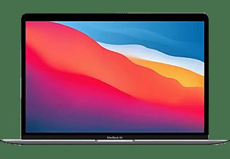 """Apple MacBook Air (2020) MGN63Y/A, 13.3"""" Retina, Chip M1 de Apple, 8 GB, 256 GB SSD, MacOS, Gris espacial"""