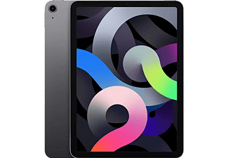 "Apple iPad Air (4ª gen), 64 GB, Gris espacial, WiFi, 10.9"", Liquid Retina, Chip A14 Bionic, iPadOS 14"