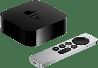 Apple TV HD, 32 GB, Reproductor multimedia, Mando Siri remote, WiFi