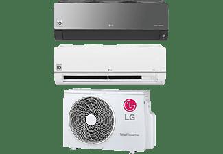 LG ELECTRONICS Split-Klimagerät Set bestehend aus MU2R17.UL0, PM07SP.NSJ und AC12BQ.NSJ