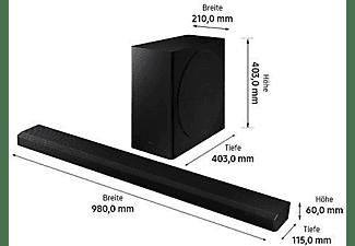SAMSUNG HW-Q800A/ZG, Soundbar, Schwarz