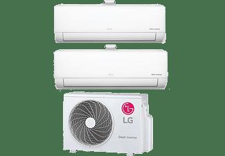 LG ELECTRONICS Split-Klimagerät Set bestehend aus MU2R17.UL0, AP09RT.NSJ und AP12RT.NSJ