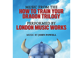 London Music Works - Music From The How To Train Your Dragon Trilogy  - (Vinyl)