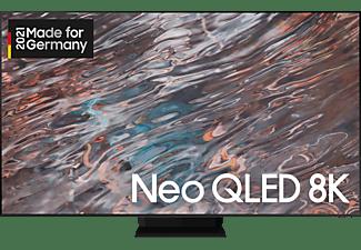 SAMSUNG GQ85QN800A Neo QLED TV (Flat, 85 Zoll / 214 cm, UHD 8K, SMART TV, Tizen)