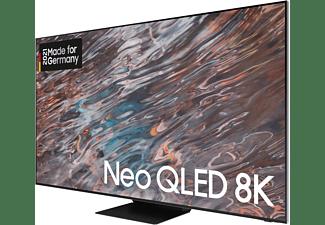 SAMSUNG GQ65QN800A Neo QLED TV (Flat, 65 Zoll / 163 cm, UHD 8K, SMART TV, Tizen)