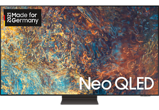 SAMSUNG GQ55QN95A Neo QLED TV (Flat, 55 Zoll / 138 cm, UHD 4K, SMART TV, Tizen)