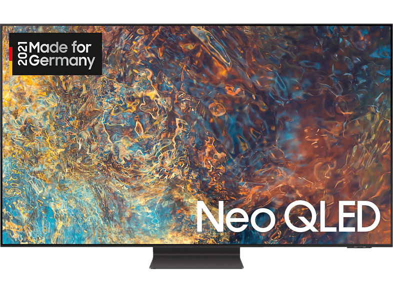 Samsung GQ65QN95A Neo QLED TV (flat, 65 inches / 163 cm, UHD 4K, SMART TV, Tizen)