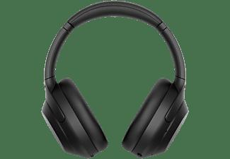 Auriculares inalámbricos - Sony WH-1000XM4B, Bluetooth, Cancelación de ruido, Autonomía de 30h, Hi-Res, Negro