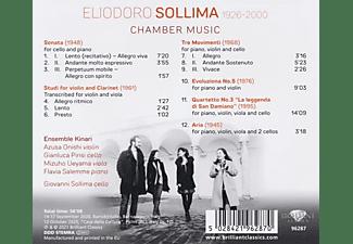 VARIOUS - Sollima:Chamber Music  - (CD)