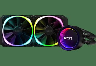 NZXT Kraken X53 240MM RGB AiO CPU Wasserkühler, Schwarz