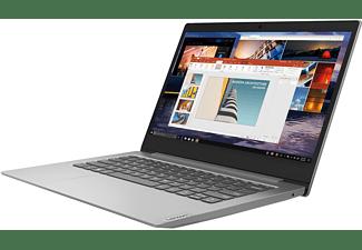 LENOVO IdeaPad 1, Notebook mit 14 Zoll Display, Intel® Celeron® Prozessor, 4 GB RAM, 128 GB SSD, UHD Grafik 600, Platinsilber