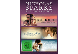 Nicholas Sparks - The Collection DVD