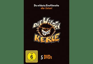 Die Wilden Kerle 1-5 Sammelbox DVD