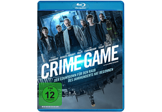 Crime Game Blu-ray
