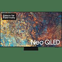SAMSUNG GQ65QN90A Neo QLED TV (Flat, 65 Zoll / 163 cm, UHD 4K, SMART TV, Tizen)