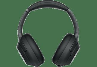 Auriculares inalámbricos - Sony WH-1000XM3B, Bluetooth, Cancelación de ruido, Autonomía de 30h, Hi-Res, Negro