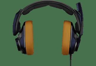 EPOS GSP 602, Over-ear Gaming Headset Schwarz/Braun