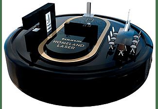 Robot aspirador - Taurus 948895000 Homeland Laser, 2300PA, Negro