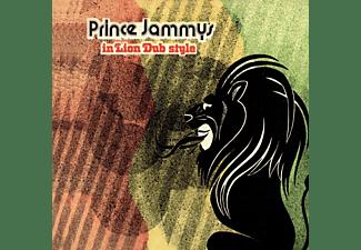 Prince Jammy - In Lion Dub Style  - (Vinyl)