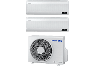 SAMSUNG Split-Klimagerät Set bestehend aus AJ050TXJ2KG/EU, AR07TXFCAWKN und AR12TXFCAWKN
