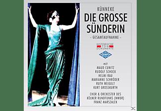Kölner Rundfunks Orch.d - Die Grosse Sünderin  - (CD)