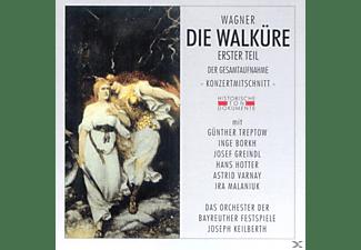 Bfo - Die Walküre (Erster Teil)  - (CD)