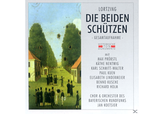 ORCH.D.BAYER.RUNDFUNKS - Die Beiden Schützen  - (CD)