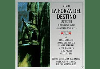 Coro E Orchestra Del Maggio Musicale Fiorentino - La Forza Del Destino (Erster Teil)  - (CD)
