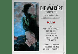Orch.Sinfonica Della Radio Italiana - Die Walküre-Zweiter Teil  - (CD)