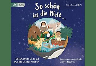 Taube,Anna,  Kissling,Sandra - So schön ist die Welt  - (CD)
