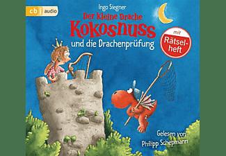 Ingo Siegner - Der kleine Drache Kokosnuss und die Drachenprüfung  - (CD)