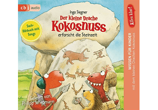 Ingo Siegner - Der kleine Drache Kokosnuss - Alles klar!  - (CD)