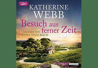 Webb Katherine - Besuch aus ferner Zeit  - (CD)