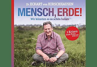 Eckart Dr.med.von Hirschhausen - Mensch,Erde! Wir könnten es so schön haben  - (CD)