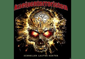 Kneipenterroristen - Schneller Lauter Härter (Ltd.Fanbox)  - (CD)