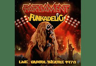 Parliament-Funkadelic - Live...Capitol Theatre 1978  - (CD)
