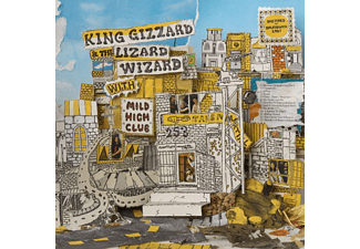 King Gizzard & The Lizard Wizard - SKETCHES OF BRUNSWICK EAST (+MP3)  - (LP + Download)