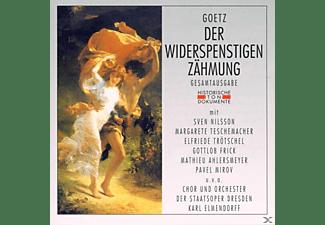 Nilsson, Sd, Mirov, K. Elmendorff - Der Widerspenstigen Zähmung (Ga)  - (CD)