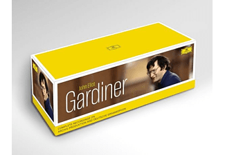 John Eliot Gardiner - Complete Deutsche Grammophon And Archiv Produktion R  - (CD)