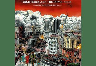 Michael Prophet - Righteous Are The Conqueror  - (Vinyl)