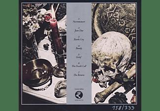Mortifero - THE DEATH BALLADS  - (CD)