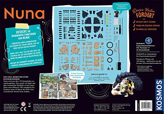 KOSMOS 620066 Nuna - Dein Igel-Roboter Experimentierkasten, Mehrfarbig